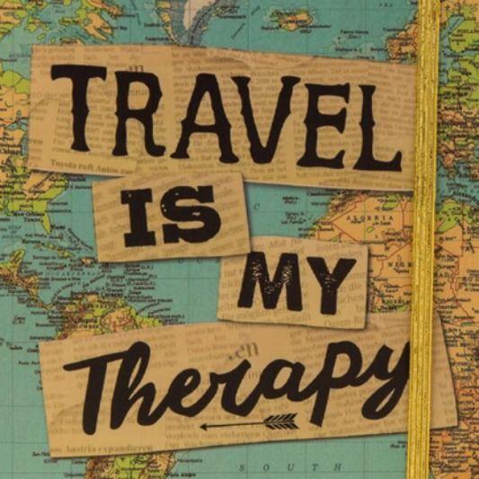 سفر همچون درمان