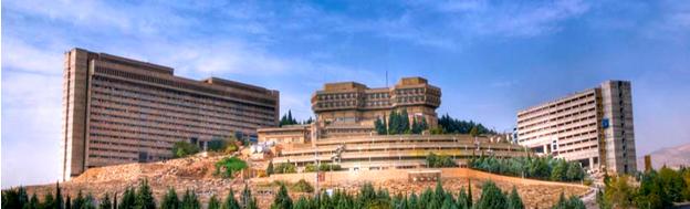 شیراز از بالا