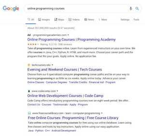 💥اولین آپدیت گوگل در سال 2020💥