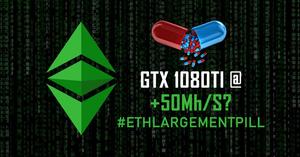 افزایش سرعت GTX 1080 Ti تا 52 میلیون هش در الگوریتم اتریوم
