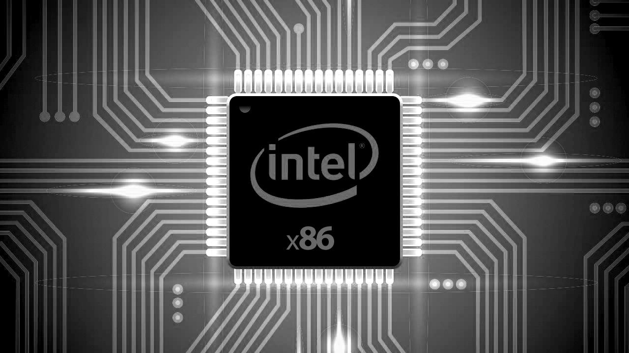 منظور از پردازشگر x86 چیست؟