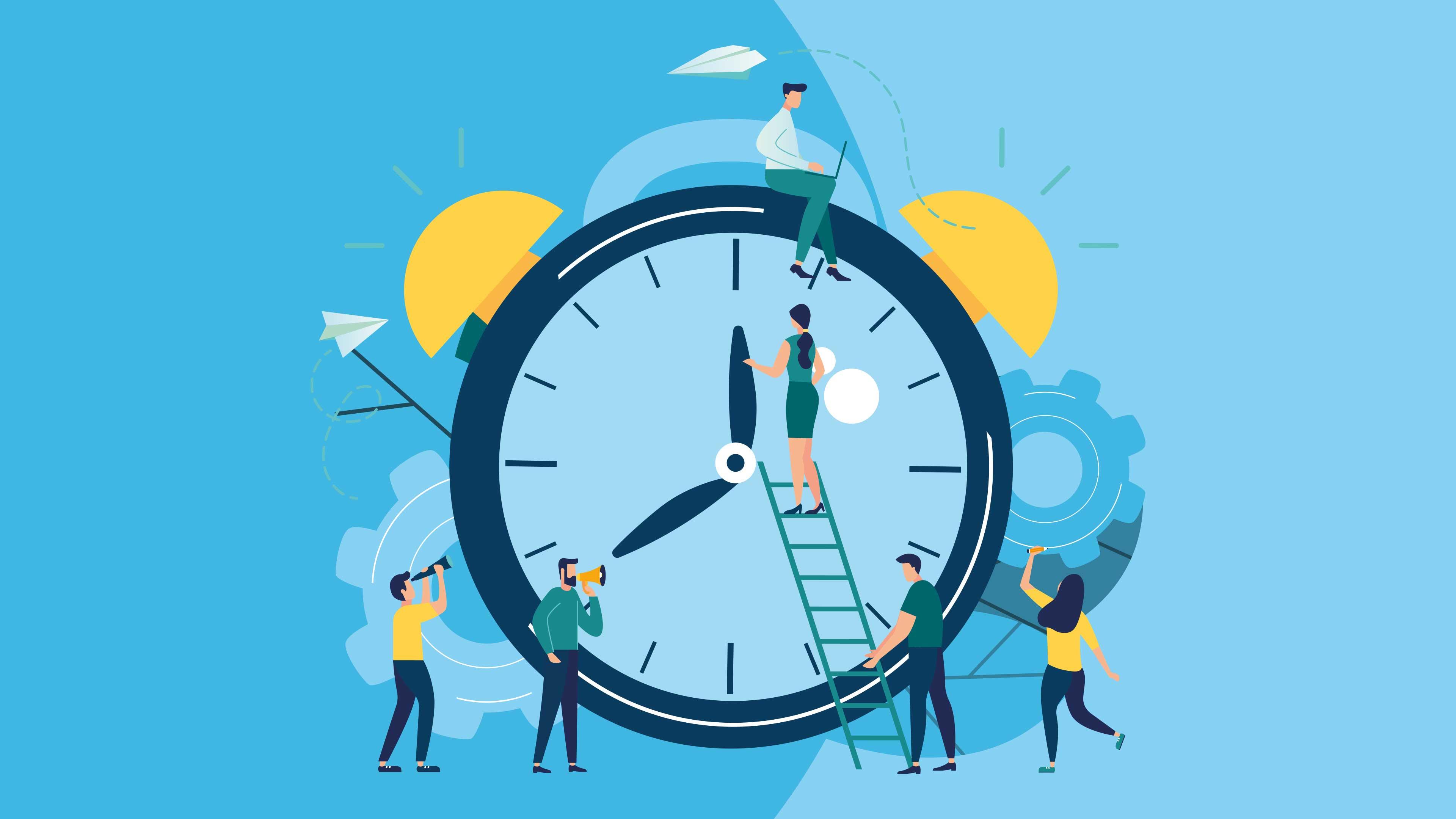 تفاوت تعهد، برآورد و هدف برای تیم های نرمافزاری در توسعه محصول