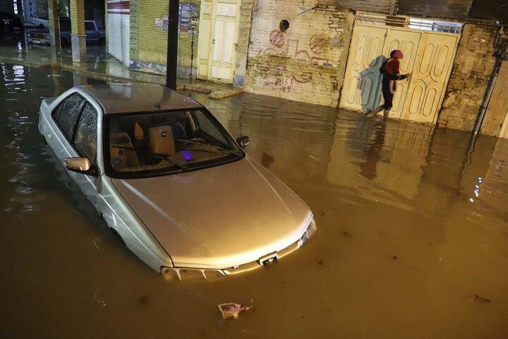 خوزستان بی پناه
