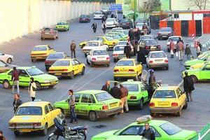 راننده تاکسی شهر ما