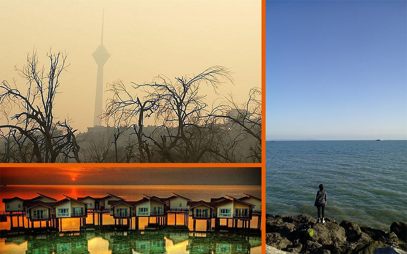 سفر به جزیرهی اکسیژن ایران، کیش! و رهایی از آلودگی تهران
