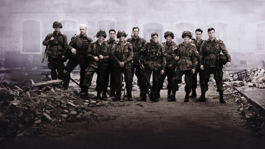 جوخه برادران (Band of Brothers)