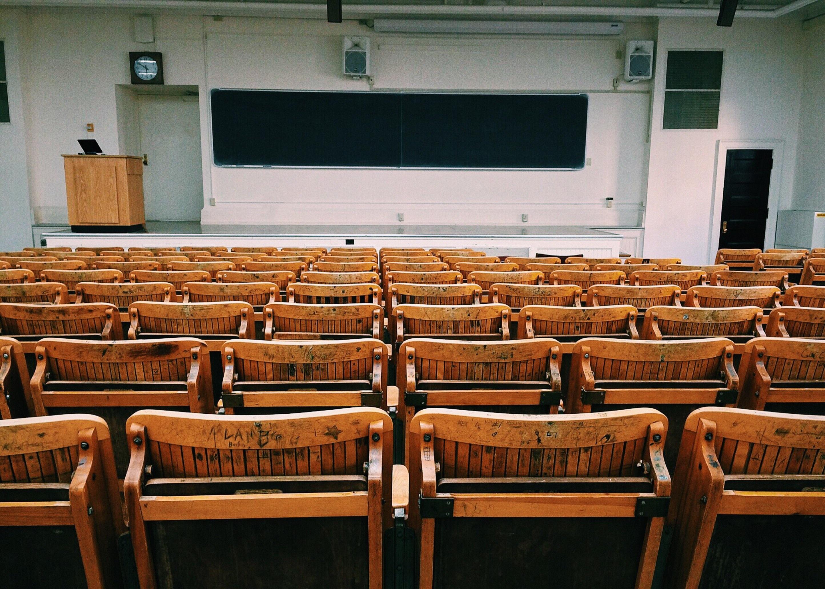 دانشگاه یا مهدکودک؟