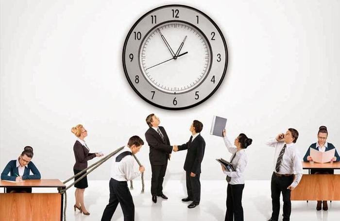 کار زیاد یا مدیریت زمان و بهره وری؟