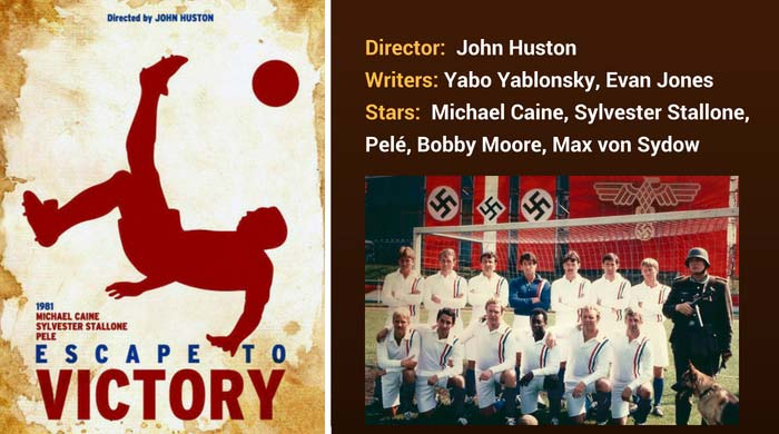 فیلمی برای فوتبال: فرار به سوی پیروزی