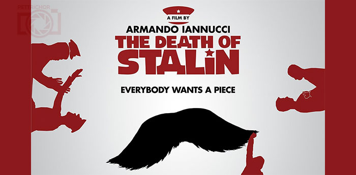 نقد فیلم «مرگ استالین»: آرماندو یانوچی