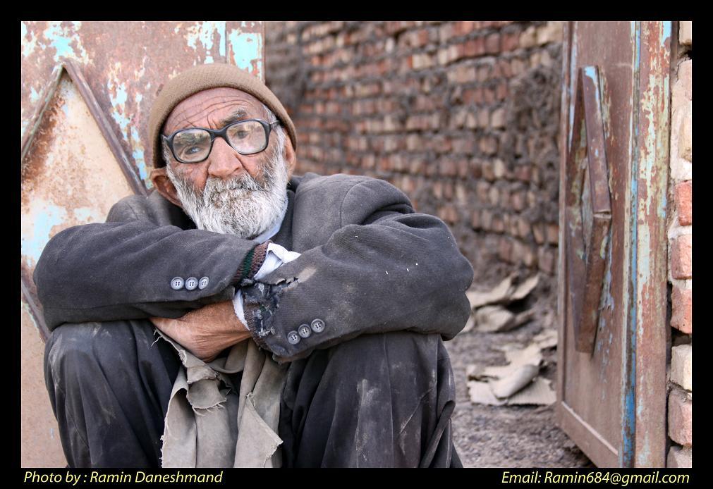 سلسله داستانهای روزانه: پیرمرد مسافر