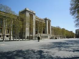 ساختمان وزارت خارجه در باغ ملی (شهربانی پیشین)