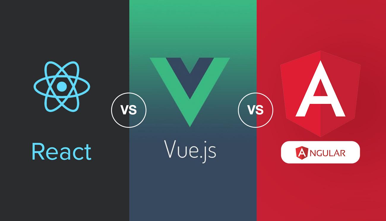 React، Angular  و Vue : کدام یک برنده سال 2019 می شوند؟