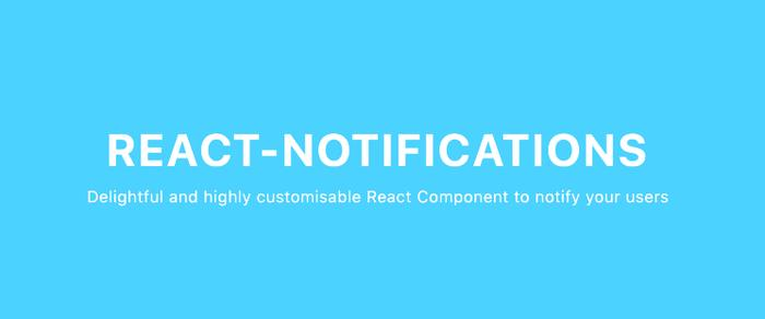 react-notifications-component همه چی تمام!