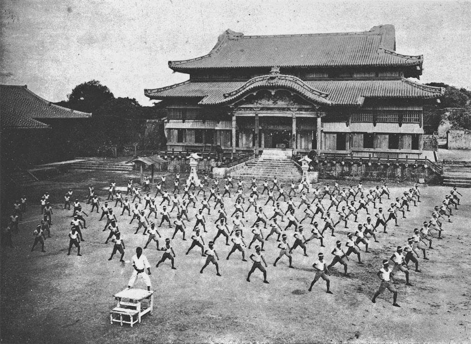 آشنایی با انواع سبک های کاراته