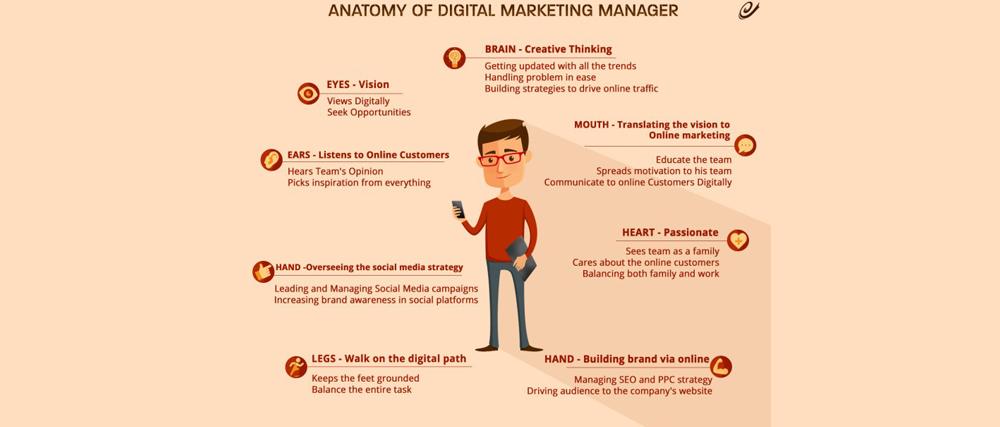 2- مدیر بازاریابی دیجیتال کیست و چه وظایفی دارد؟