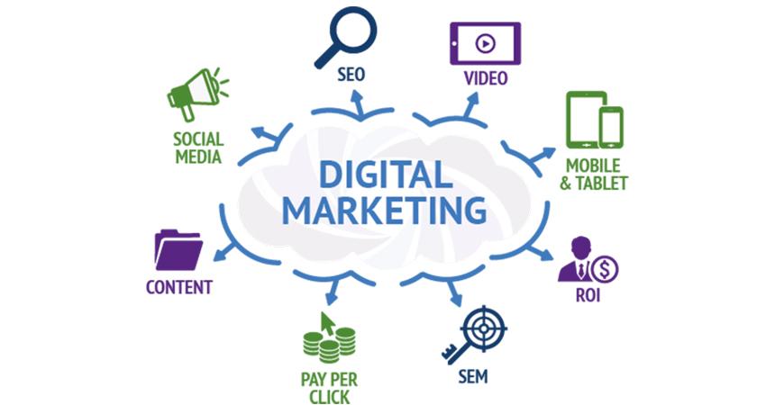 رول های سازمانی دیجیتال مارکتینگ