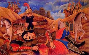 رویای نقاشی ایرانی