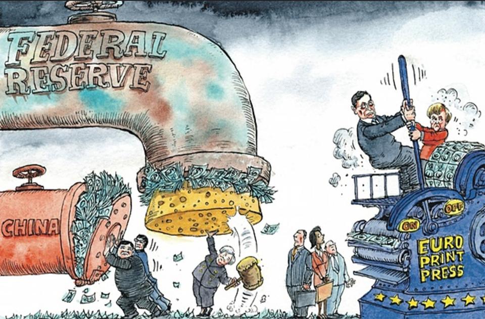 حباب بانک مرکزی