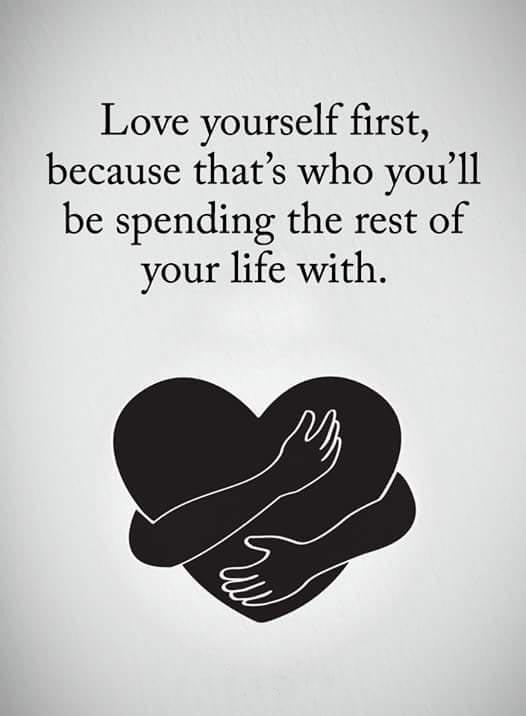 عاشق خودت شو ...