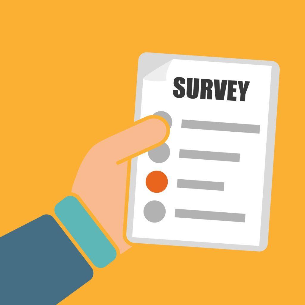 نکات نظرسنجی در طراحی رابط کاربری