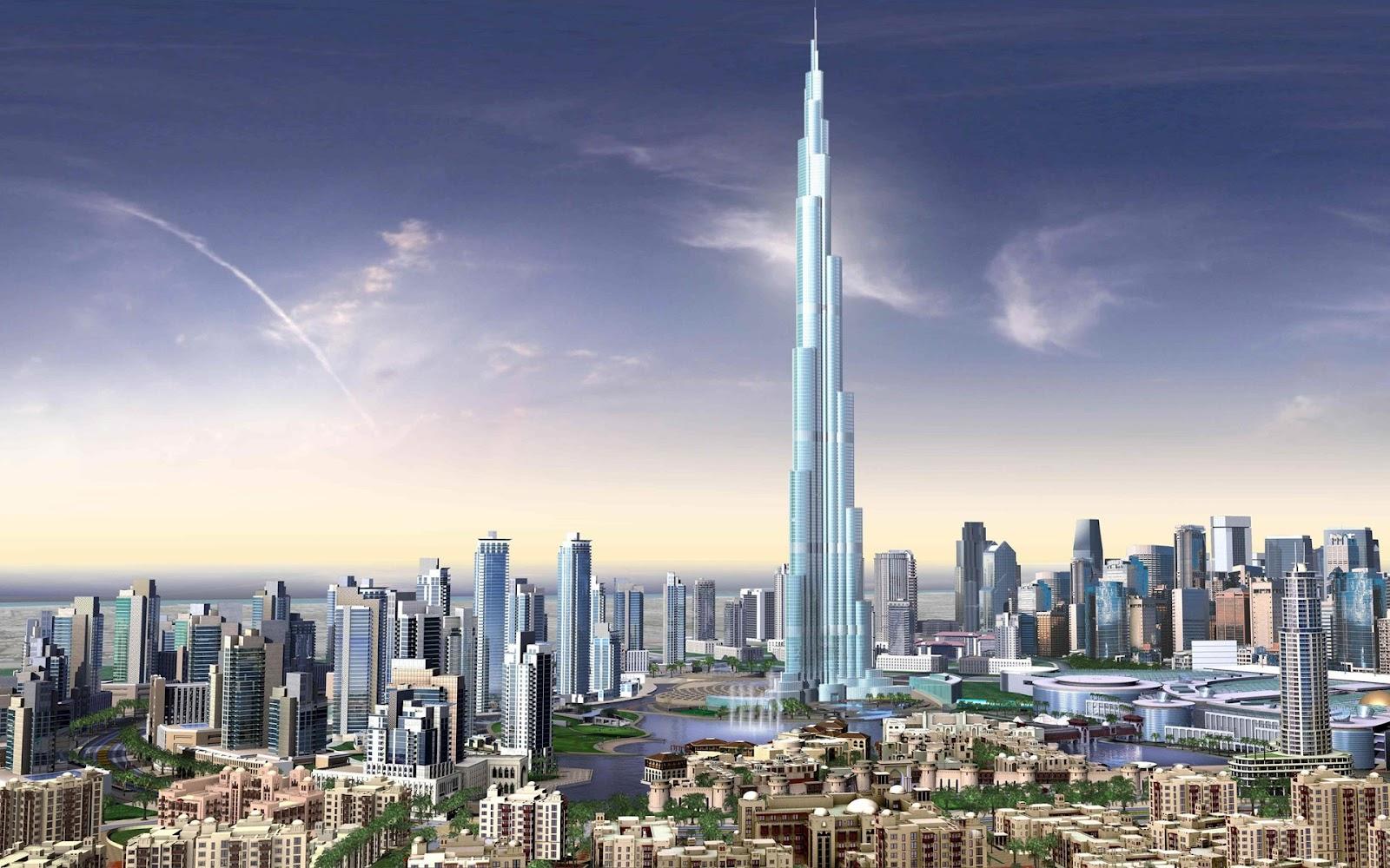 دبی یکی از زیباترین و پیشرفتهترین شهرهای جهان
