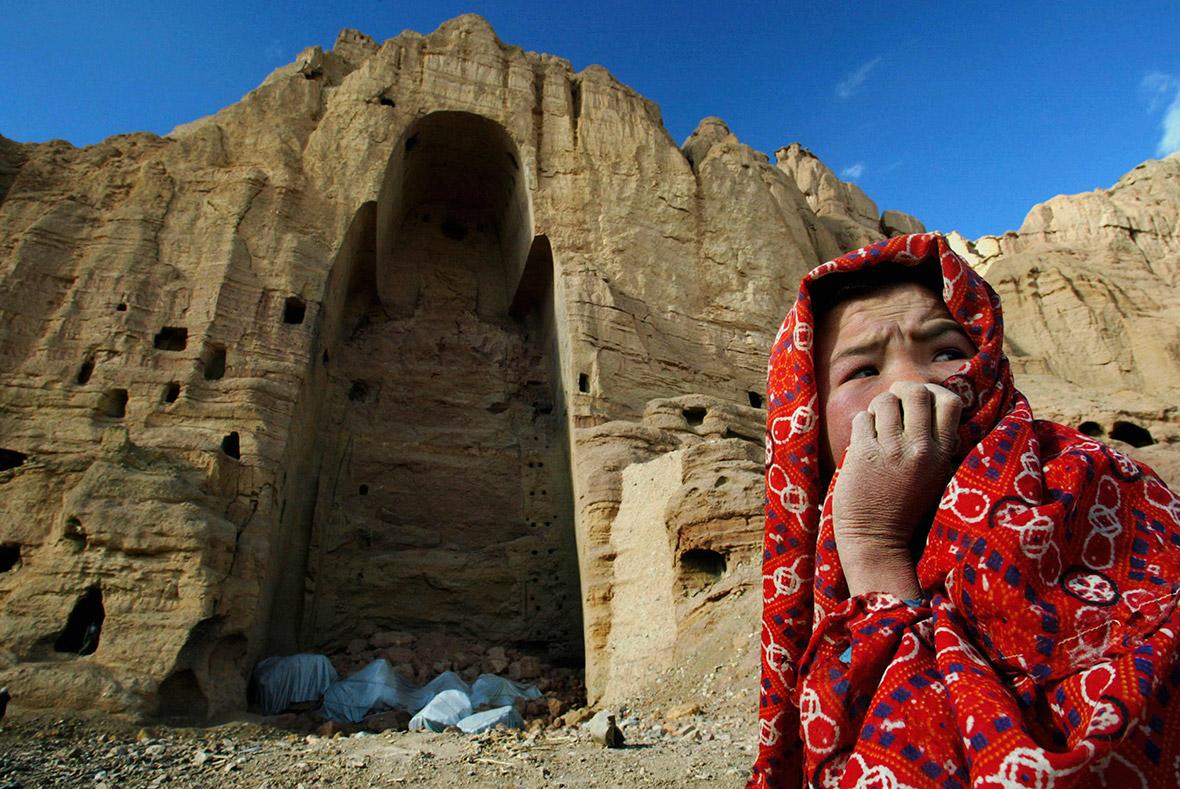 بنیادگرایان به آثار باستانی هم رحم نکردند!