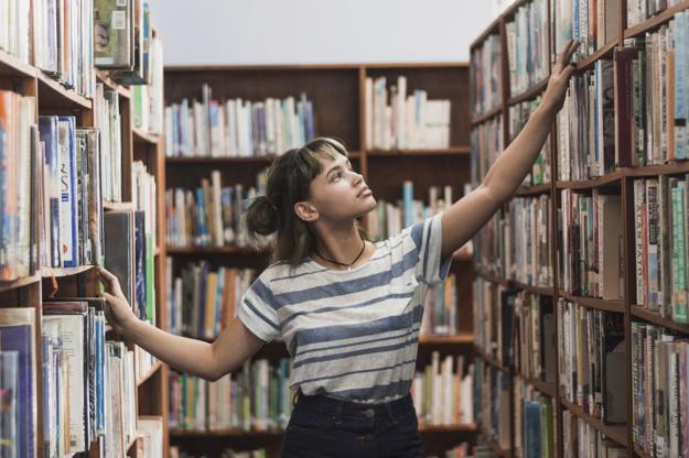 کتابخانهی کوچک من 1 (فرار از مدرسه)