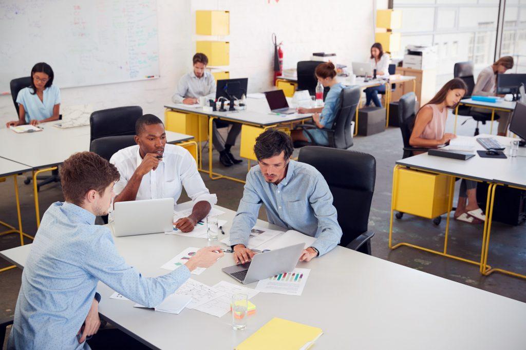 تا پایان سال 2018، 1.7 میلیون نفر در فضاهای کار اشتراکی کار خواهند کرد