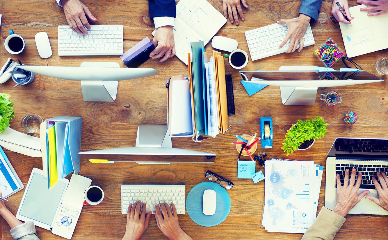 فضاهای کار اشتراکی = موفقیت بیشتر برای راهاندازی کسب و کارتان