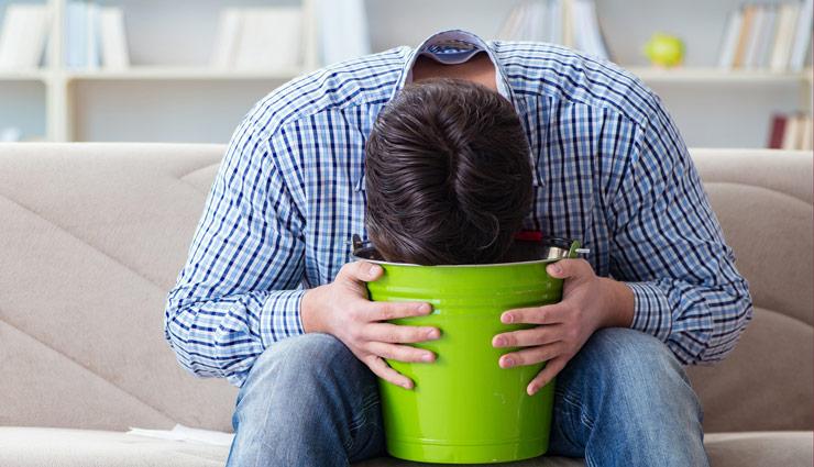 آیا استرس و اضطراب منجر به حالت تهوع میشود؟