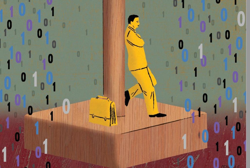 فناوری حقوقی چگونه کسب و کار حقوق را متحول خواهد کرد؟