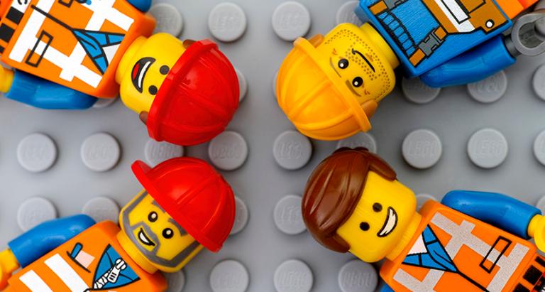 لگو(LEGO) , محبوب ترین اسباب بازی