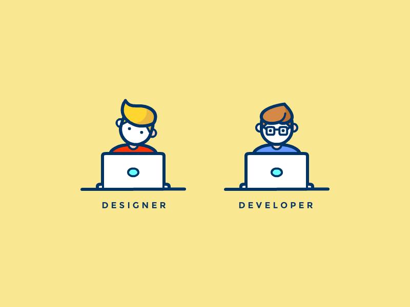 دیگر فقط یک توسعه دهنده خواهم بود...