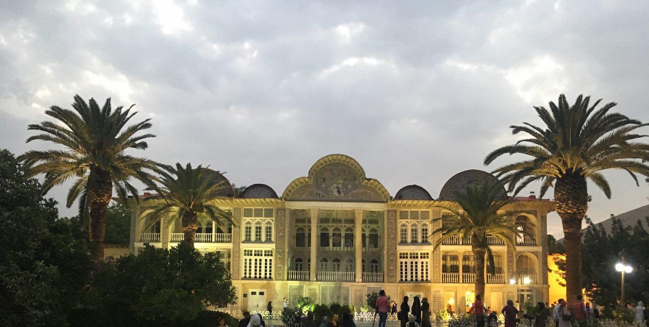 تجربهٔ سفر به شیراز