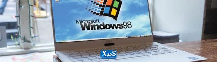 از ویندوز 98 تا سیستم عاملهای ابری