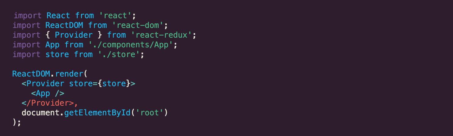 نحوه ی به اشتراک گذاشتن داده ها با استفاده از Redux