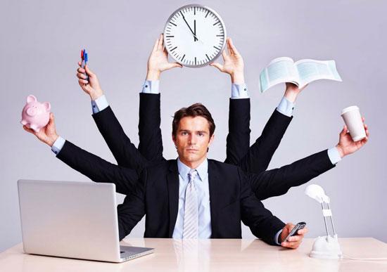 مدیریت زمان - چند نکته کلیدی