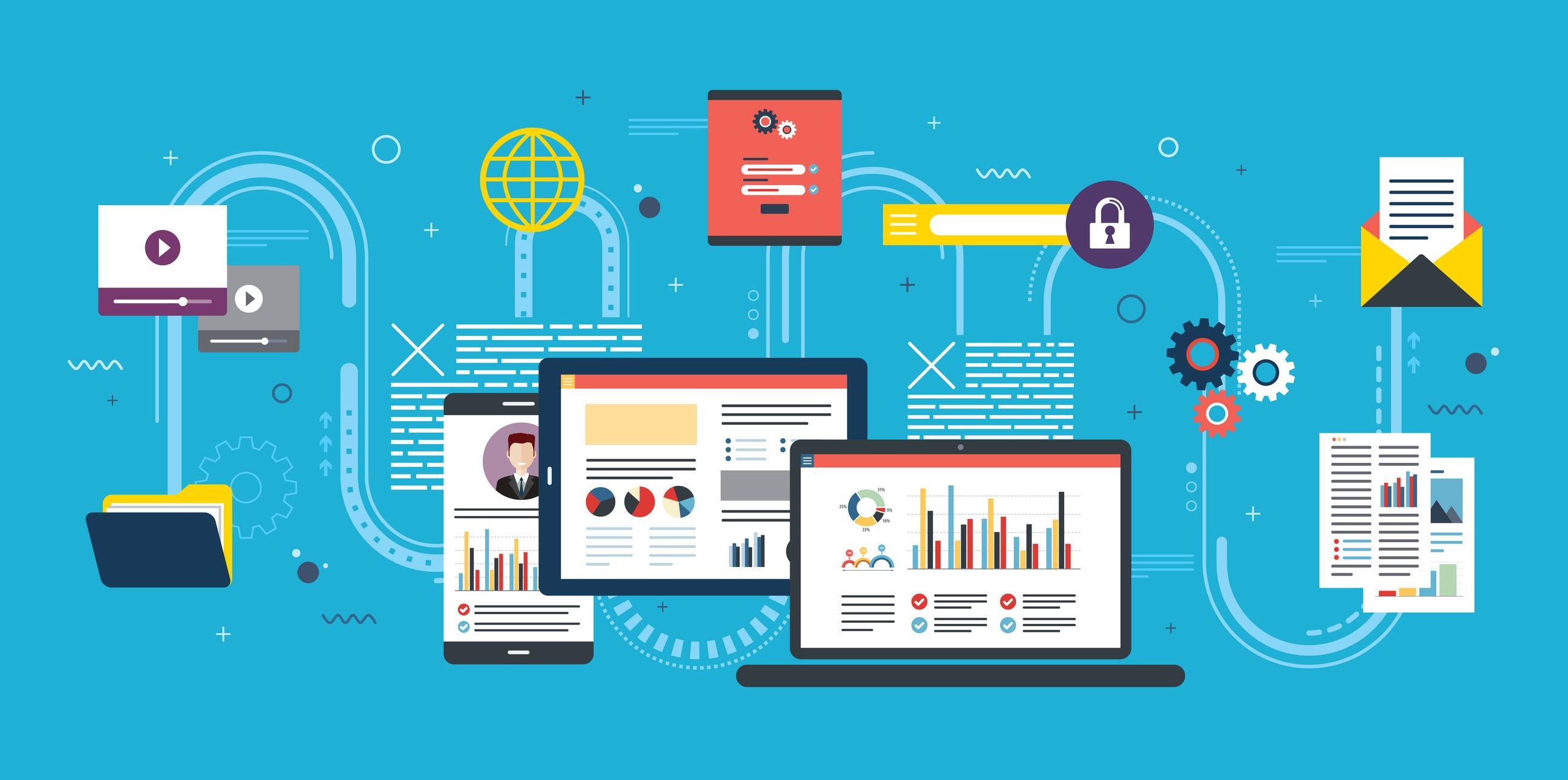 10 نوع مختلف دیجیتال مارکتینگ(بازاریابی دیجیتال)