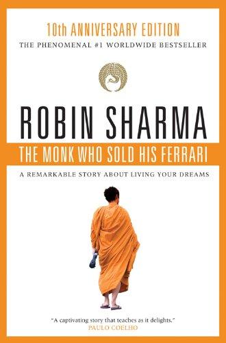 """خلاصه ی کتاب """"راهبی که فراری اش را فروخت"""""""