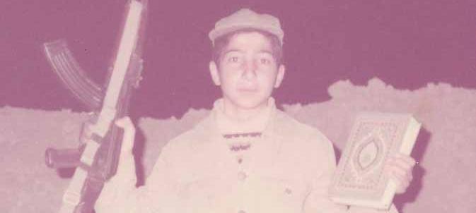 چگونه در سن 13 سالگی به جبهه رفتم؟!