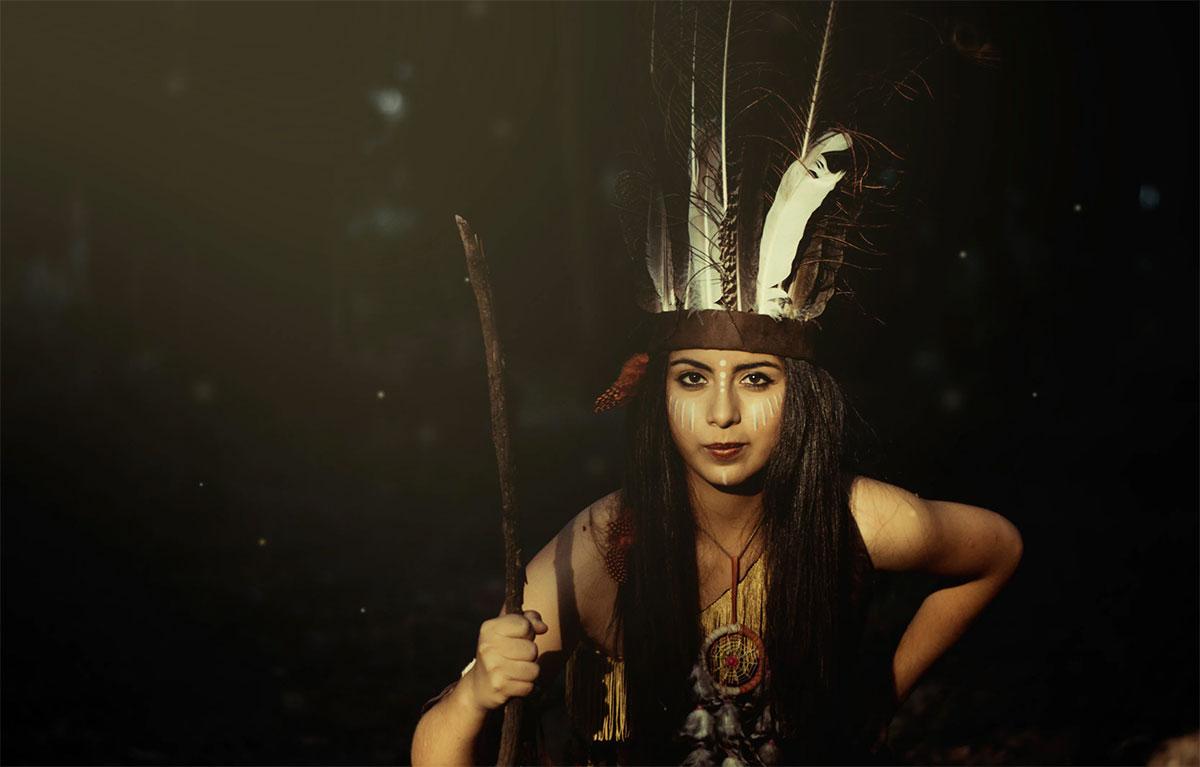 قبیله سرخپوستان