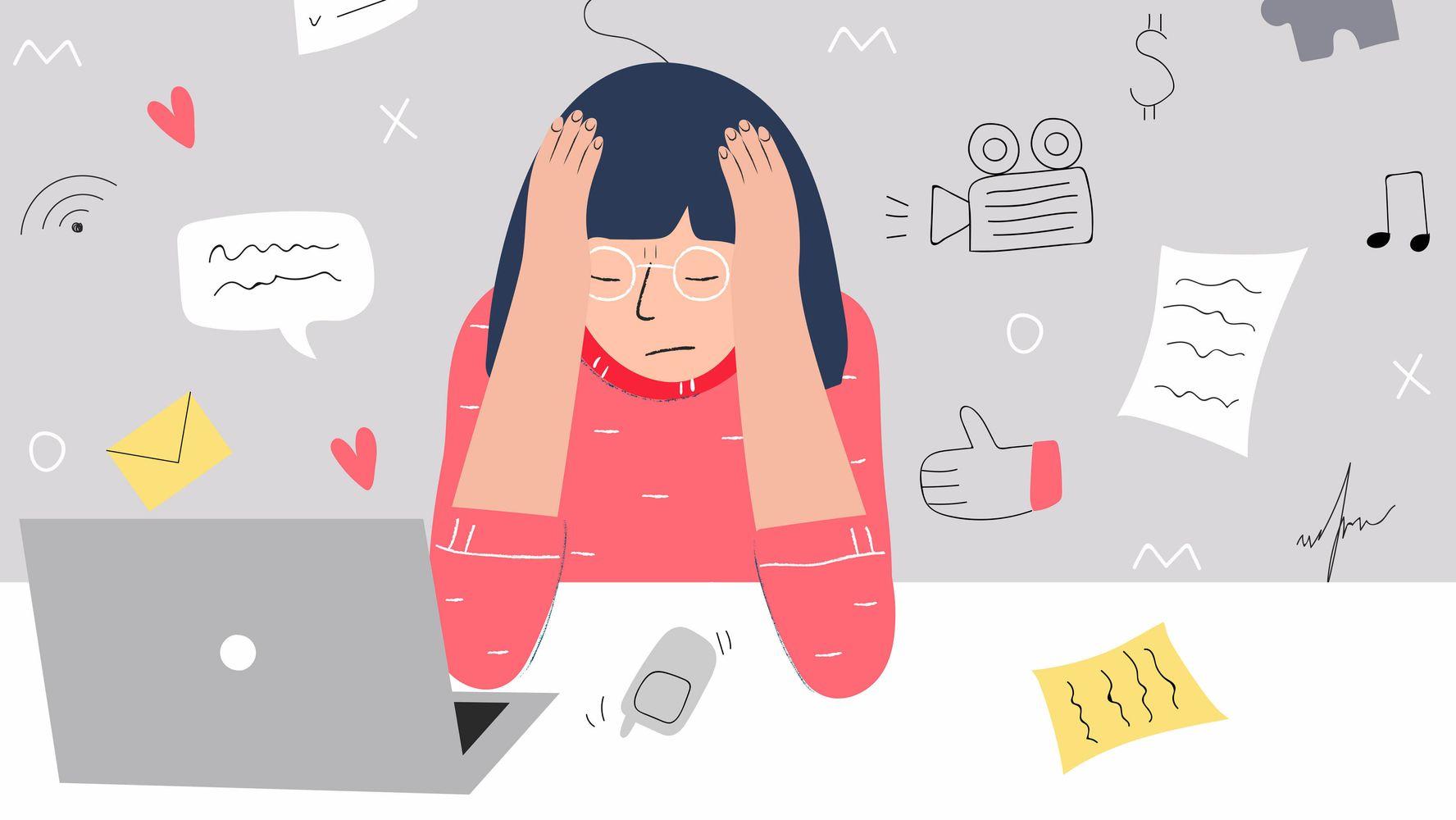 میتوان افکار استرسزا را کنترل کرد؟