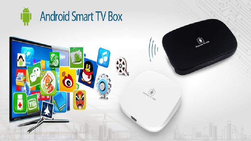 با خرید اندروید باکس تلویزیون خانه را به دست بگیرید!