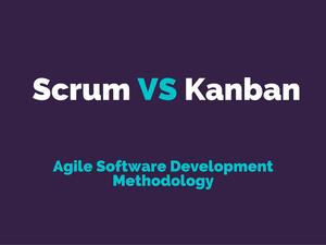 مقایسه فرآیند مدل Scrum با Kanban (بخش اول - تعریف Scrum)