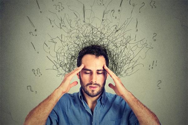یکی از علل اضطراب