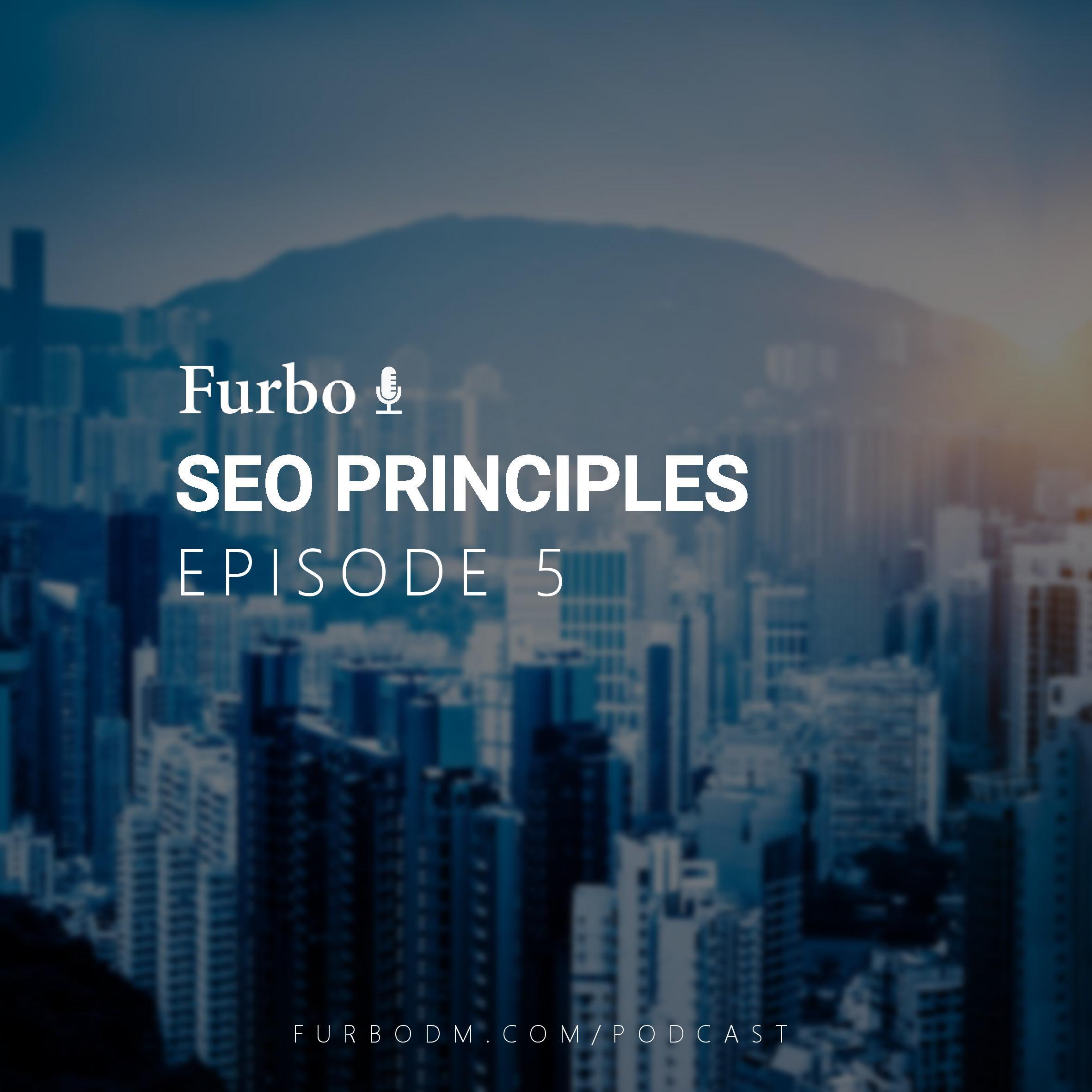 اصول SEO در قسمت پنجم پادکست فوربو