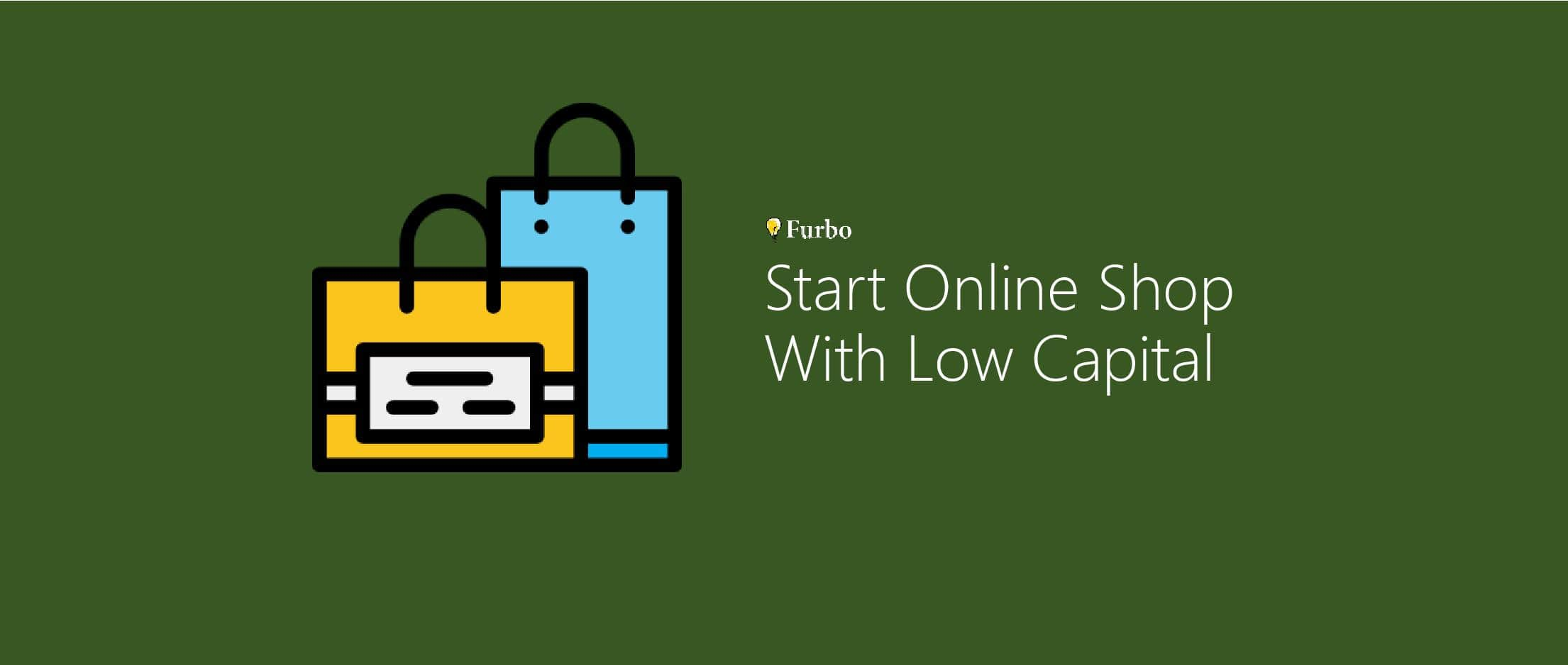 چگونه با سرمایه کم یک فروشگاه اینترنتی راه اندازی کنیم؟