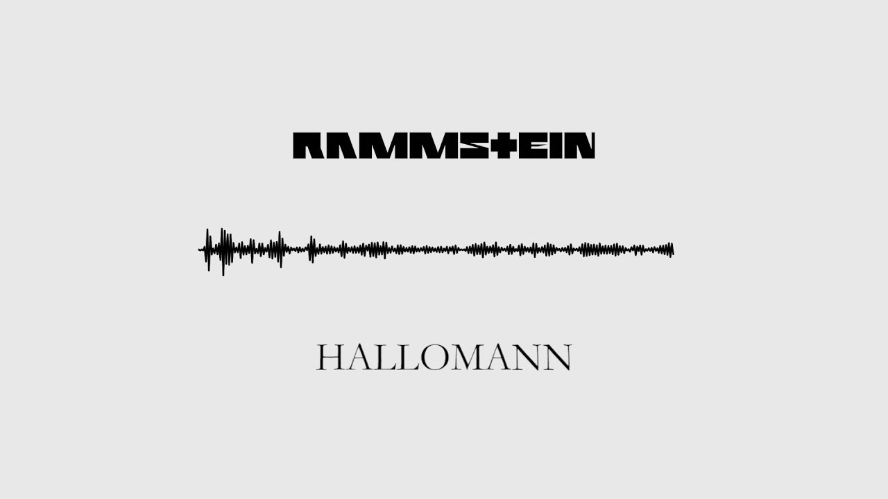 Rammstein - Hallomann