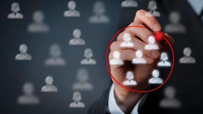 انتخاب بازار هدف براساس استراتژی PVP